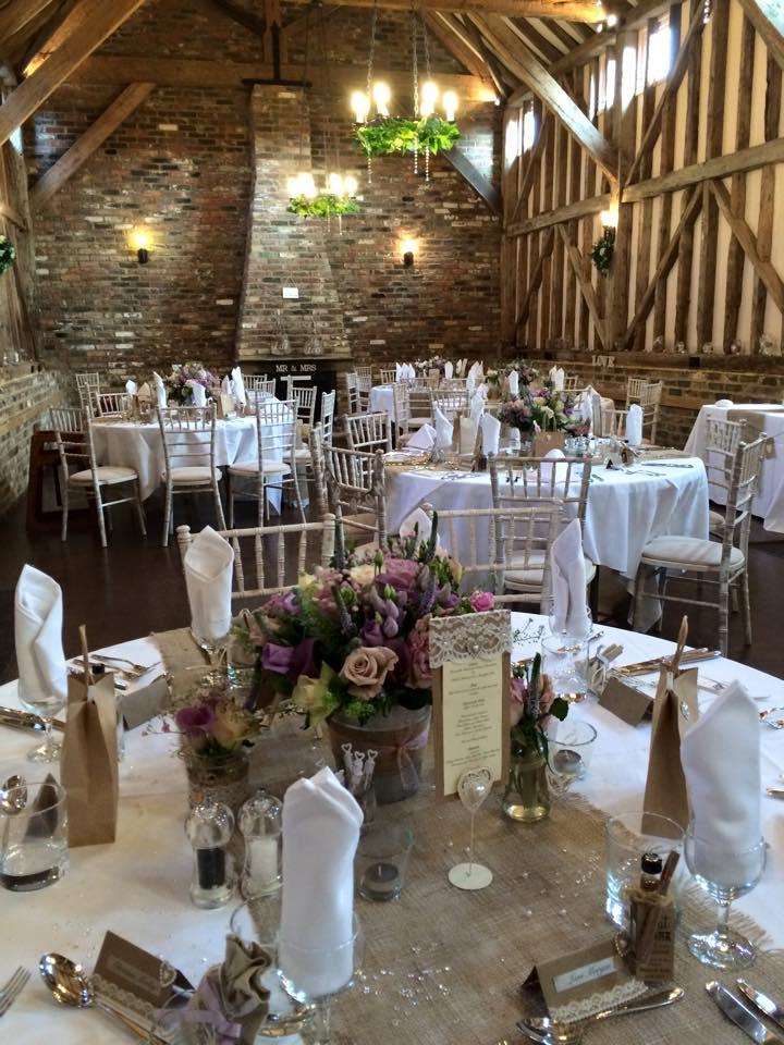 Saxons Barn Windsor Weddings 1