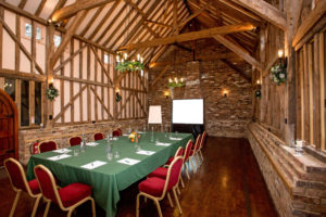 small meeting venue for corporate function